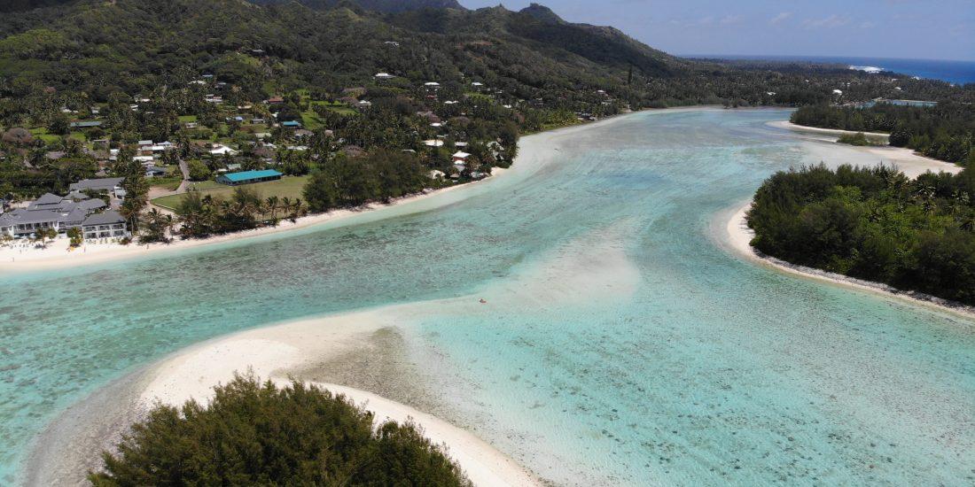 rarotonga eiland