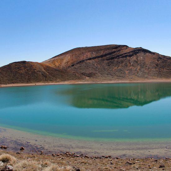 emerald lakes nieuw zeeland
