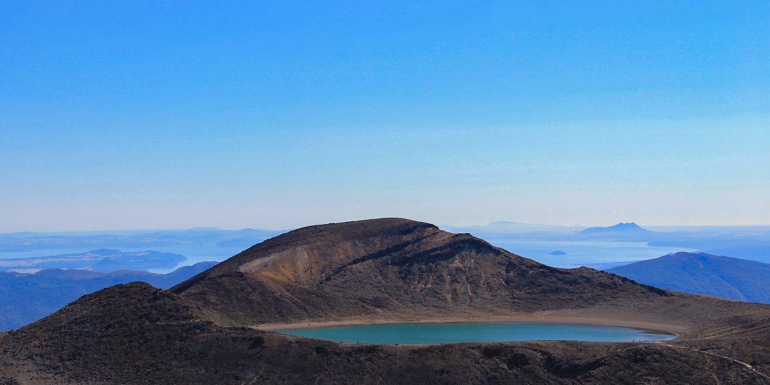 kratermeer nieuw zeeland