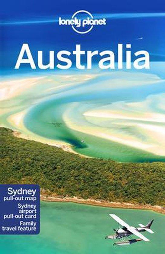 lonely planet australië