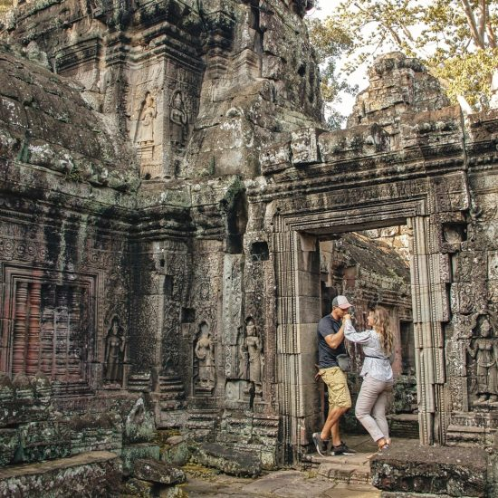 Banteay Kdei tempel angkor wat