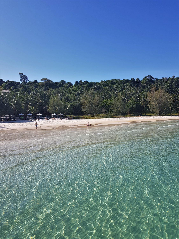 Coconut Beach Cambodja