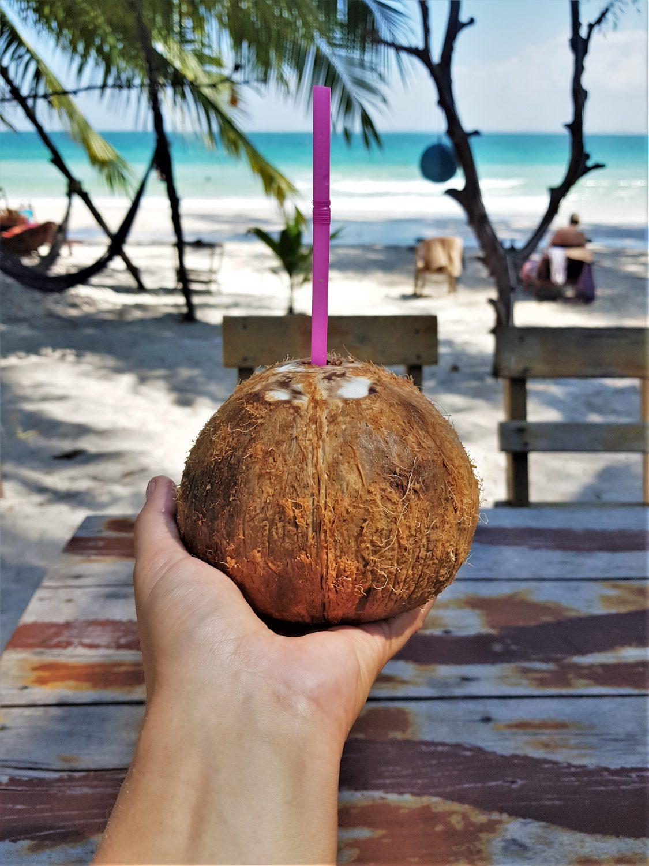 kokosnoot koh rong