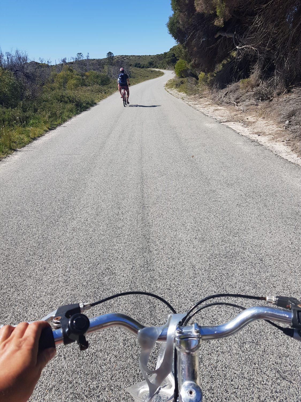 fietsen op reis
