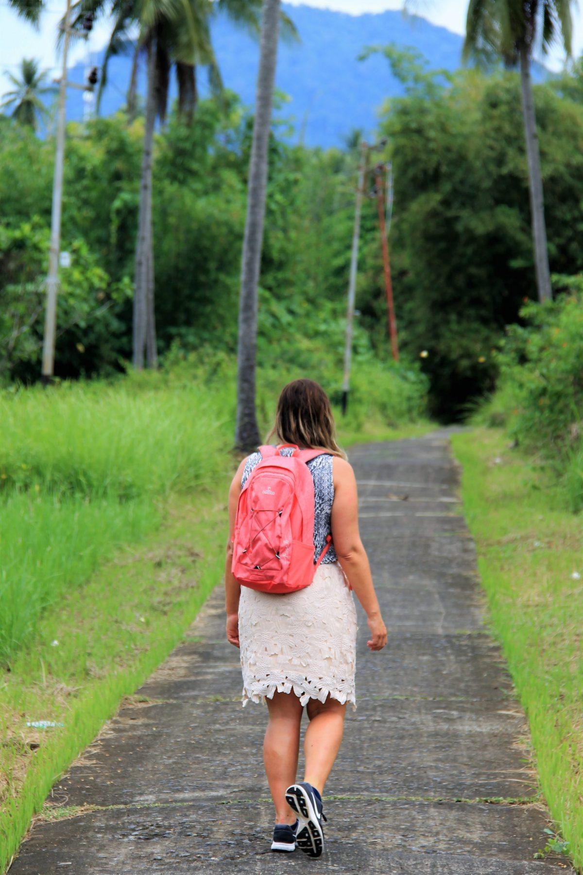 op reis backpack inpakken