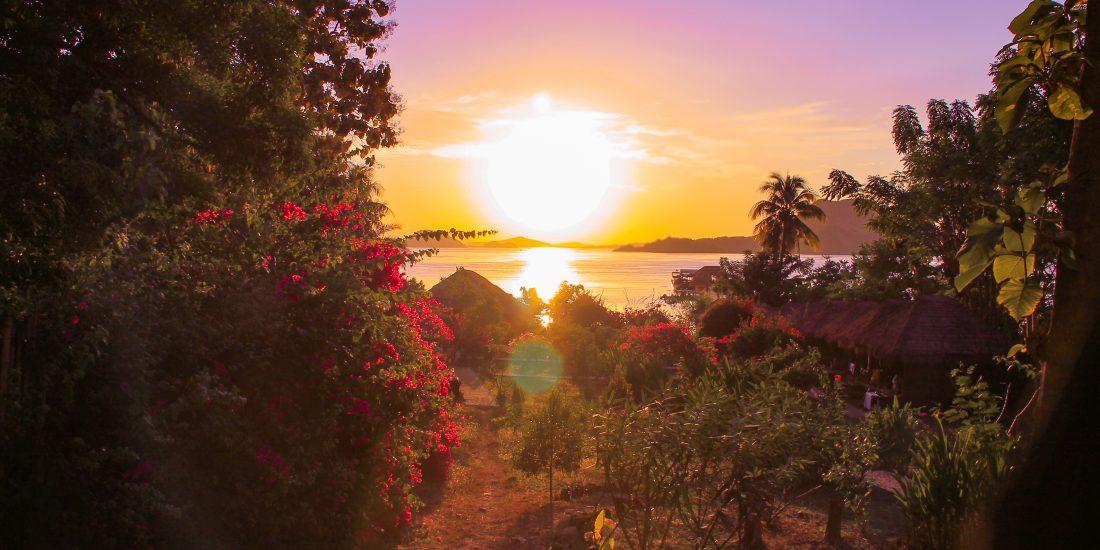 Komodo eilanden