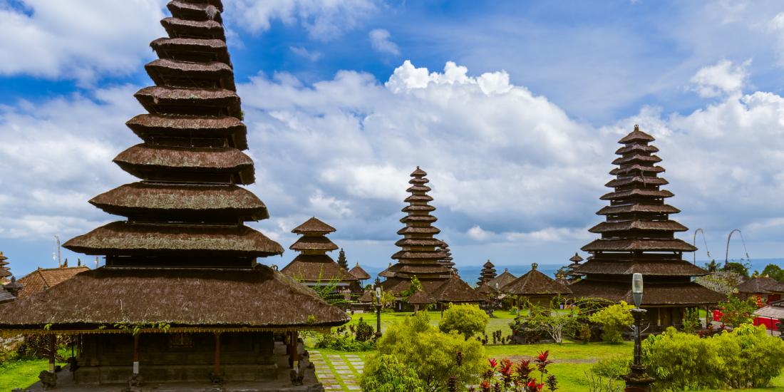 Pura Besakih tempel