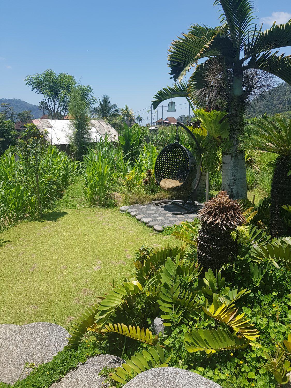 Tuin sawa indah villa