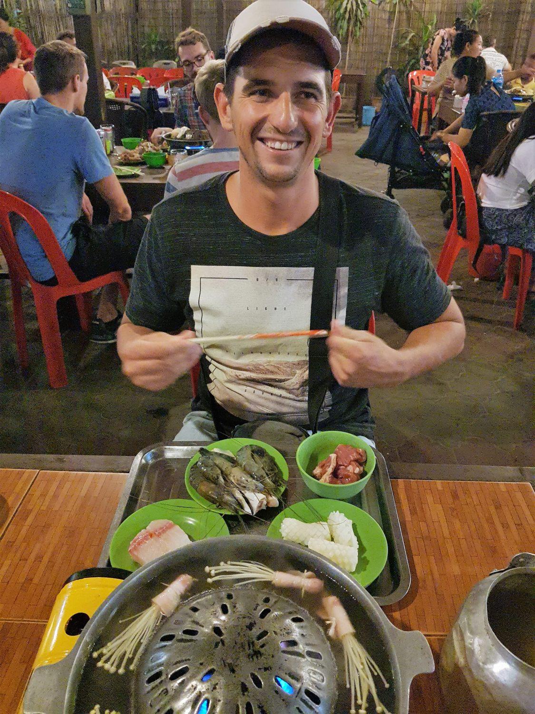 lokaal eten cambodja