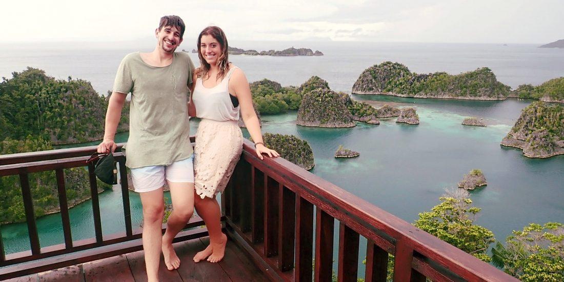 samen reizen indonesië
