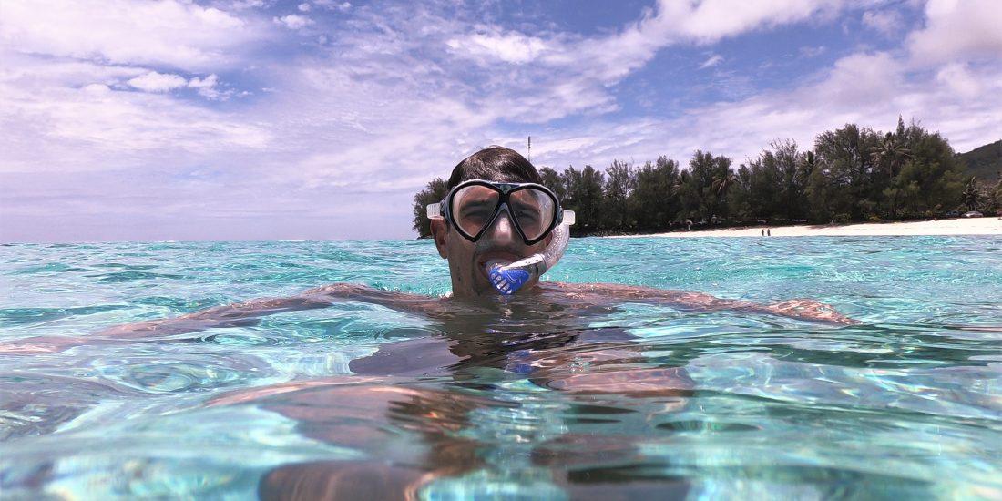 koraalrif snorkelen