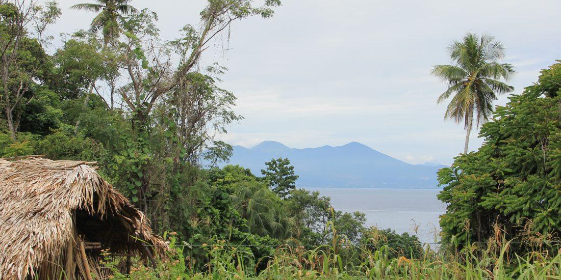 tropisch eiland bunaken indonesie