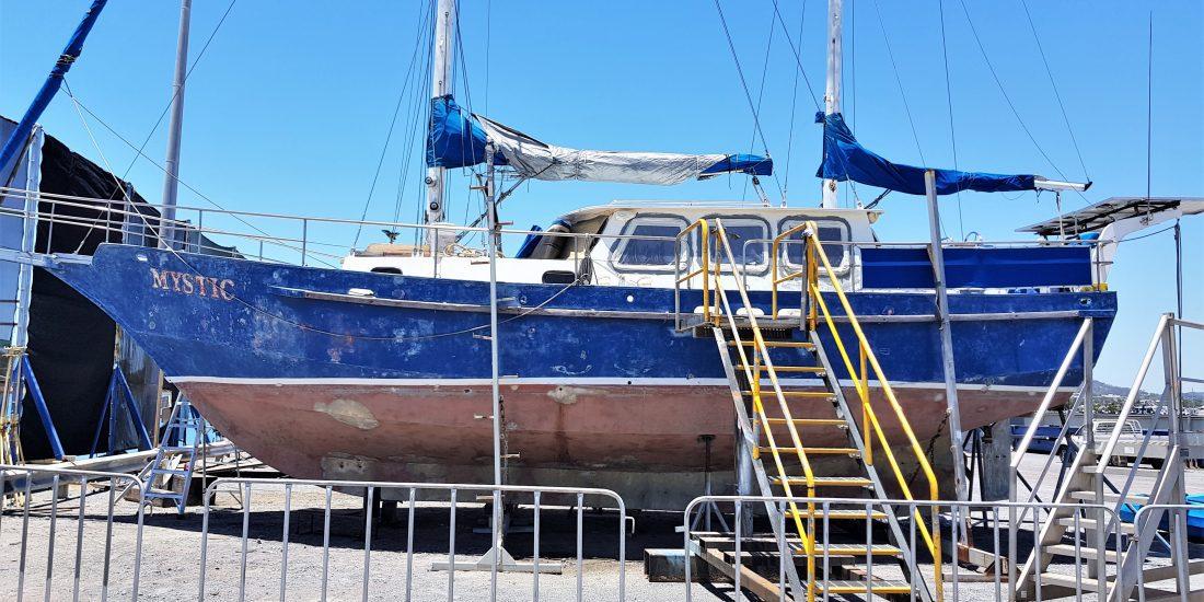 reizen zeilboot Australië