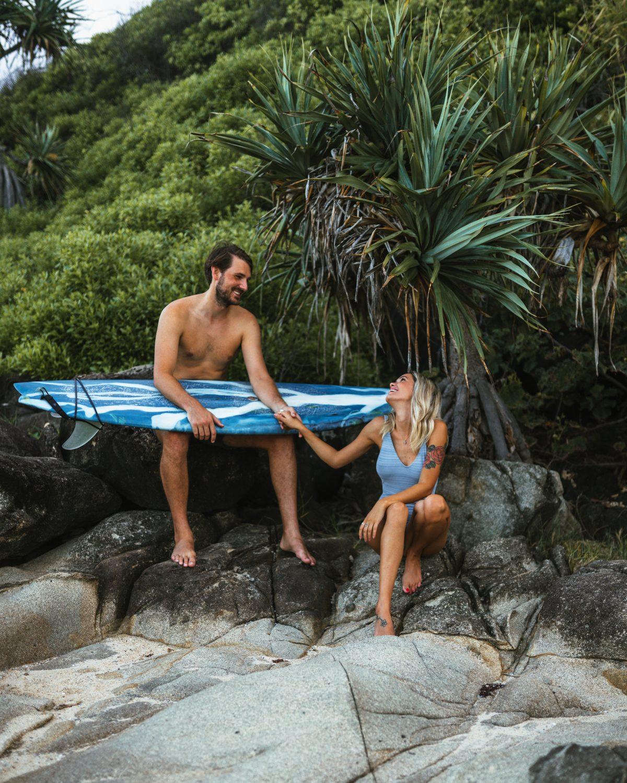 surfen Nieuw-Zeeland